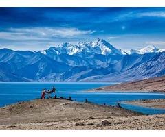 Blue Lakes & Lunar Landscape Tour Packages Ladakh, India