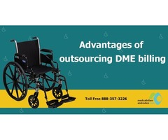 Advantages of outsourcing DME billing