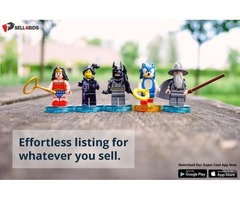 If You Sell and Buy Used stuff Locally Download Sell4bids