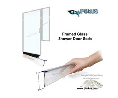 Best Framed Glass Shower Door Seals Replacement | pFOkUS