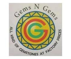 Lab Created Green Tourmaline stones