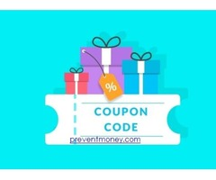 Prevent Money Discount coupons & Deal US and UK