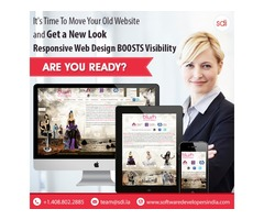 Is your website Responsive? If not get a New Look today!
