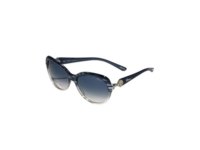 CHOPARD SUNGLASS FOR WOMEN (BLUE STRIPED GRAD. BEIGE) | free-classifieds-usa.com
