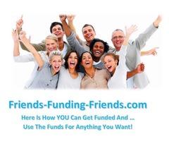 Friends-Funding-Friends…