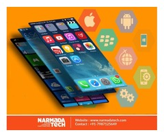 Best Mobile App Development Services Provider - NarmadaTech