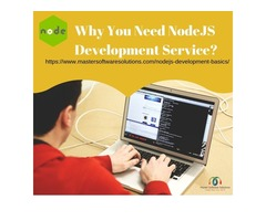 Node.js Application Development Company