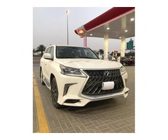 I want to sell My LEXUS LX570 2016 MODEL | free-classifieds-usa.com