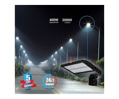 Buy Best 150W LED Pole Lights To Reach Home Safely
