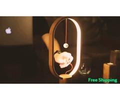 Magnet Balance Lamp