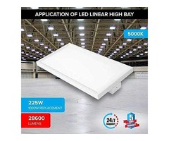 Best LED Linear High Bay Lights For Ambient Environment