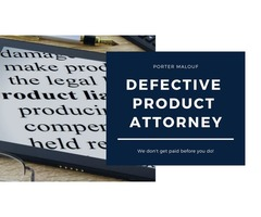 Product Liability Lawsuit | Defective Product Attorney | Mississippi