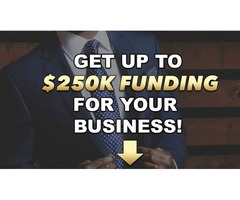 Get Funding For Your Business!