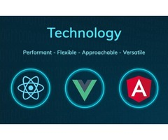 React JS Development Company Silicon Valley