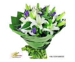 Enrich Your Emotions by Sending the Flowers to Shenzhen