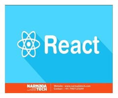 React JS Mobile App Development Services - Narmadatech