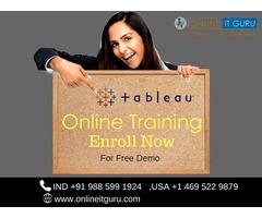Tableau Online Training | Tableau Training | OnlineITGuru