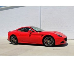 Used Ferrari California T for Sale, 2017 Pre-owned Ferrari Cars in California USA