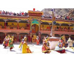 Hemis Festival Ladakh 2019