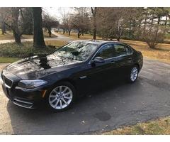 2014 BMW 5-Series 535d 2014 bmw 535d xdrive base 3.0l