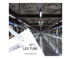 Purchase 8ft LED Tube Lights to have an Appealing Impression on Guests