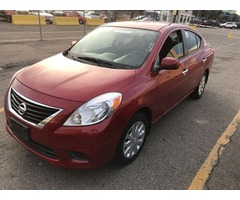 2012 NISSAN Versa $0 down $51.93 Weekly sold
