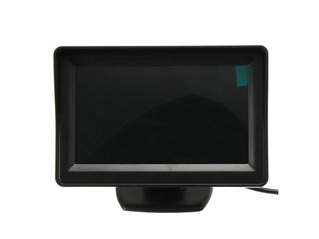4.3 Inch LCD Monitor IR Night Vision Reversing Camera Car Rear View Kit | free-classifieds-usa.com