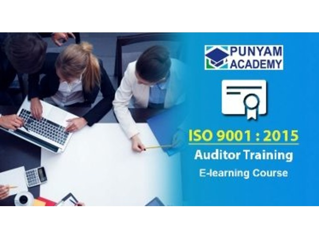 Online training course for ISO 9001 auditor  | free-classifieds-usa.com