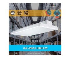 Install Best LED Linear High Bay Lights For Commercial Places