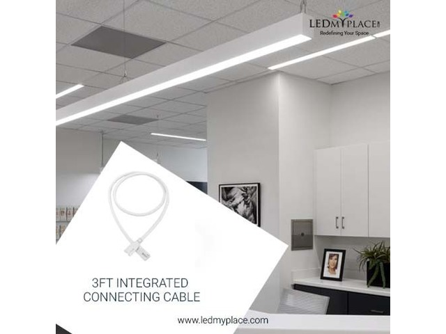 Use 3FT Integrated Connecting Cable With 30w Integrated Tubes | free-classifieds-usa.com