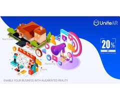 UniteAR: Experience the magic of Augmented Reality