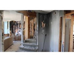 Trustworthy Service Provider Of Fire Damage Repair in San Diego