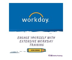 Workday HCM Training and Certification course with live Projects -  Free Demo