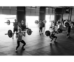 Reflections Of A Crossfit Competition| Industrial Athletics