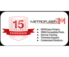 Laser printer parts provider, Metrofuser
