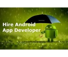 Hire Dedicated Android Developers India | USA | Custom Android App Developers