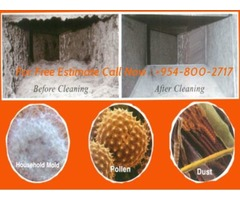 Remove Impurities from Air Duct Cleaning Sunrise