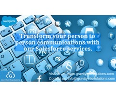 Salesforce solutions for Communication & Media industry