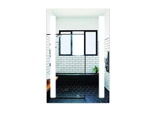 LED Bathroom Mirror For Making Oneself More Awesome | free-classifieds-usa.com
