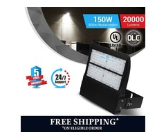 Install LED Flood Light And Remove Dark spots- Hurry Now