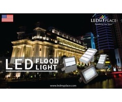 Install LED Flood Light And Remove Dark spots- Hurry Now | free-classifieds-usa.com