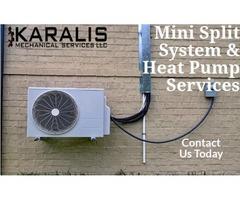 Professional Mini Split System & Mini Split Heart Pump Services in West Chester, PA