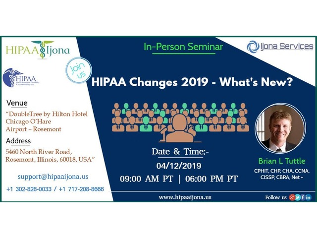 HIPAA Changes 2019 - What's New? | free-classifieds-usa.com
