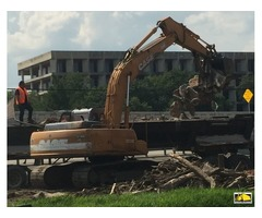 Houston Land clearing