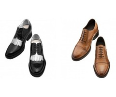 Elevator Dress Shoes - Guidomaggi Luxury Elevator Shoes