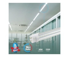 Get Single Ended Pin T8 4ft LED Tubes Have Additional Benefits
