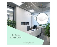Save Up-to 75% On Energy Bills By Using 2x2 LED Panel Light Fixture