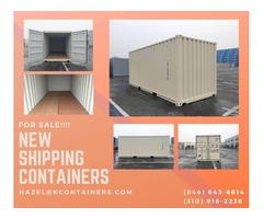 NEW SHIPPING CONTAINER FOR SALE