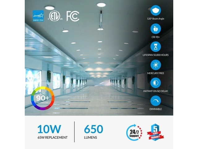 Eyeball Dimmable Led Downlights Can Cater To Bigger Areas As Well | free-classifieds-usa.com