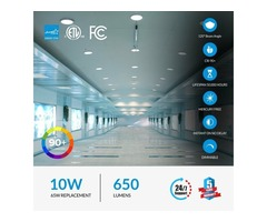 Eyeball Dimmable Led Downlights Can Cater To Bigger Areas As Well